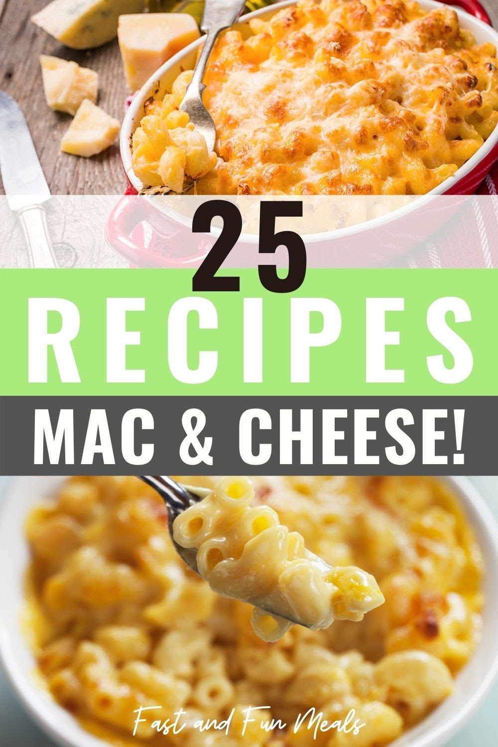 25 Delicious Mac and Cheese Recipes