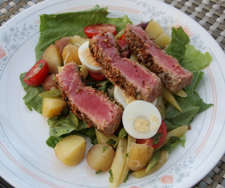 Featured image of the recipes with tuna.