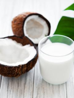 recipes with coconut milk