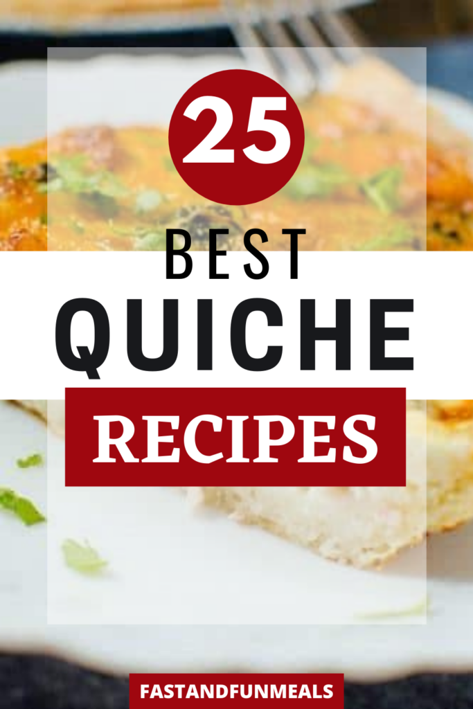 Quiche is one of the easiest and most satisfying savory dishes that you can serve to your family for breakfast, brunch, and sometimes even for lunch or dinner! If you're on the hunt for the best quiche recipes that even the picky eaters in your family won't be able to resist, you are certainly in the right place!