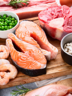 recipes high in protein
