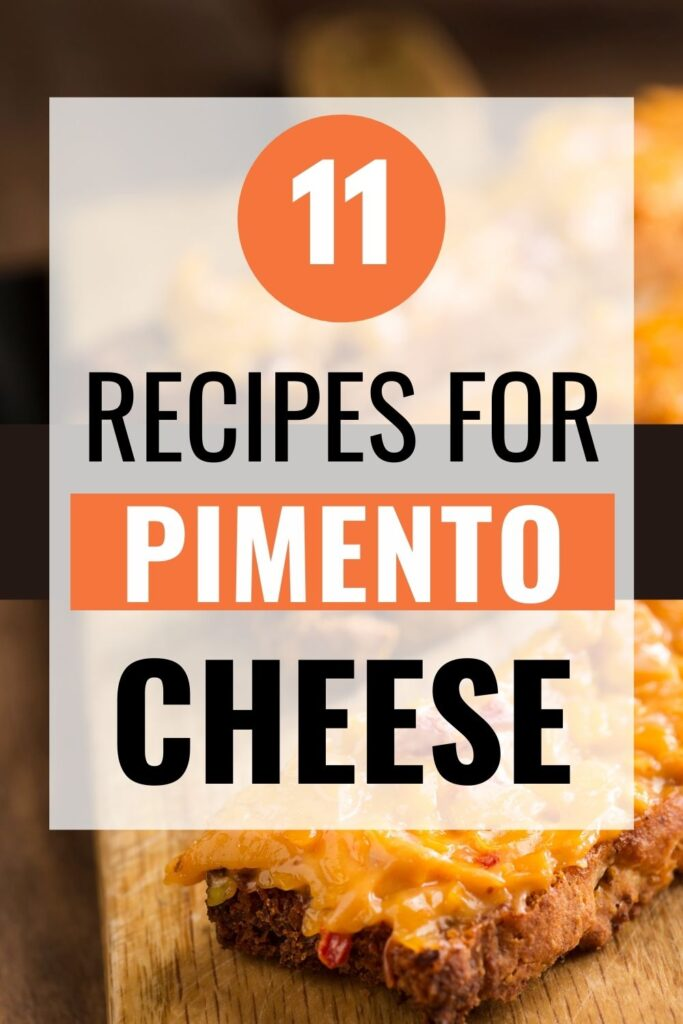 These recipes for pimento cheese are for the cheese lovers out there! You can have it spicy or not, or make it vegan, keto, or dairy-free.