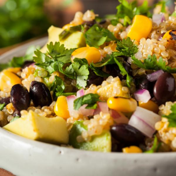 Quinoa Salad Recipes Featured Image