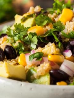 recipes for quinoa salad